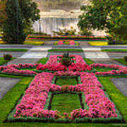 Niagara Falls Botanical Gardens Ontario Canada Art Print