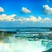 Niagara Falls Canada Art Print