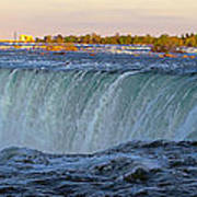 Niagara Panoramic Art Print