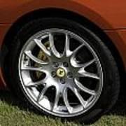 Nice Wheel Art Print
