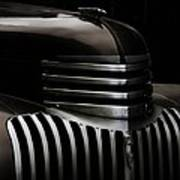 Night Grille Print by Ken Smith