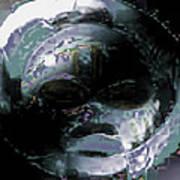 Night Mask Art Print