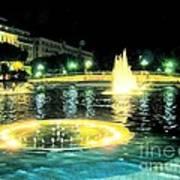 night Nitsa Art Print