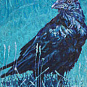 Night Watchman Art Print
