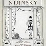 Nijinsky Title Page Art Print