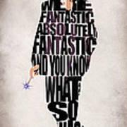 Ninth Doctor - Doctor Who Art Print
