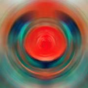 Nirvana - Energy Art By Sharon Cummings Art Print