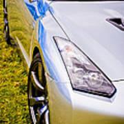Nissan Gtr 2 Art Print by Phil 'motography' Clark