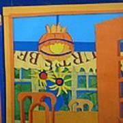 Nj Sunflowers Art Print