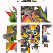 No. 1105 Art Print