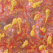 No 27 Brocade Art Print