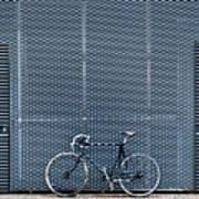 No Bikes Please Art Print