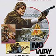 No Way Out, Aka Big Guns - Tony Art Print