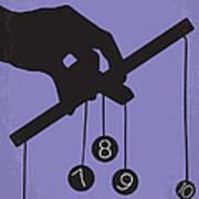 No009 My Being John Malkovich Minimal Movie Poster Print by Chungkong Art