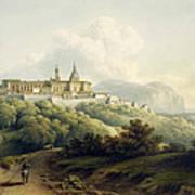 No.2289 Chiesa Della Santa Casa Art Print