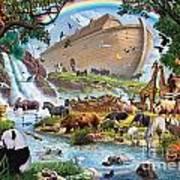 Noahs Ark - The Homecoming Art Print