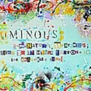 Nominus  Art Print