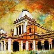 Noor Mahal Art Print by Catf