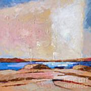Nordic Seascape Art Print