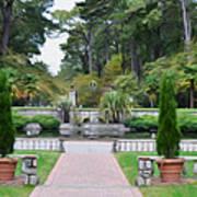 Norfolk Botanical Gardens 6 Art Print