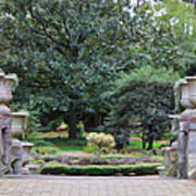 Norfolk Botanical Gardens 7 Art Print