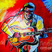 Norman Brown  Art Print