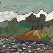 North Of Kingston Art Print