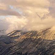 North Valley Panoramic Art Print