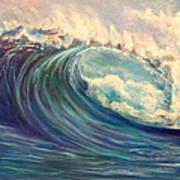 North Whore Wave Art Print