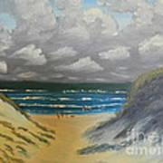 North Windang Beach Art Print
