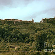Northern Italy Countryside Art Print