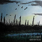 Northern Limit Art Print