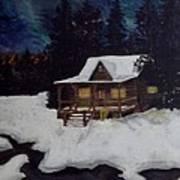 Northern Paradise  Art Print