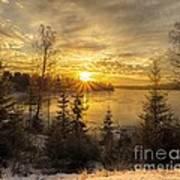 Norway Hedmark Art Print