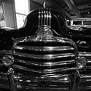 Nose '47 Pontiac Art Print