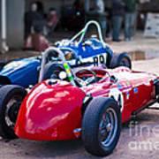 Nota Major And Nota Bmc Formula Junior Art Print