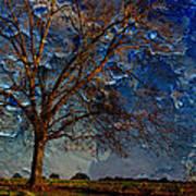 Nothing But Blue Skies Art Print
