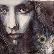 Nothing Compares To You  Art Print by Paul Lovering