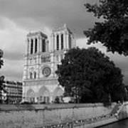 Notre Dame De Paris 2b Art Print