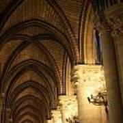 Notre Dame Paris France 2 Art Print