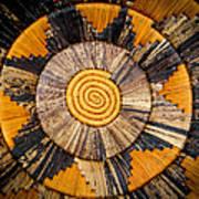 Nubian Basket Art Print