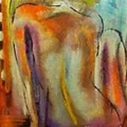 Nude IIi Art Print