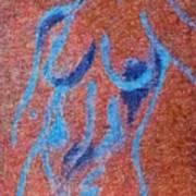 Nude V Art Print