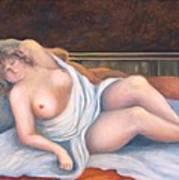 Nude Women Art Print