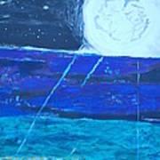 Nuestra Luna Art Print