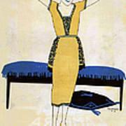 Nuevo Mundo  1920 1920s Spain Cc Womens Art Print by The Advertising Archives