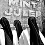Nun Of That Art Print