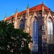 Nuremberg Cathedral Art Print
