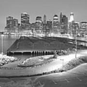 Nyc New York/ Manhatten  Art Print