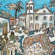O Bumba-meu-boi De Tracunhaem Art Print